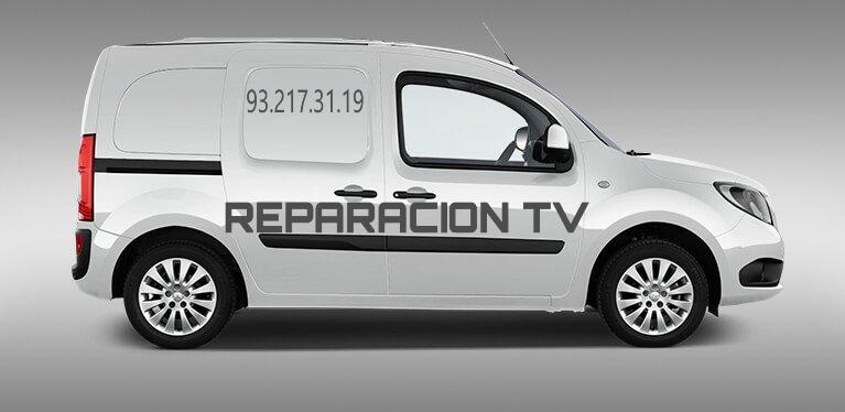 reparacion tv Samsung barcelona